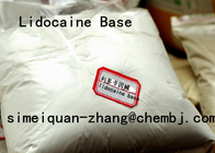 China Safety Lidocaine Base Local Anesthetic Drugs For pain killer APIs 137-58-6 distributor