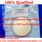 99% purity USP Grade Muscle gain and Weight Loss Anabolic steroid hormone powder Anavar Oxandrolone for sale