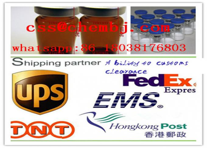 HGH Fragment 176-191 Raw Peptides Powder For Fat Loss HgH