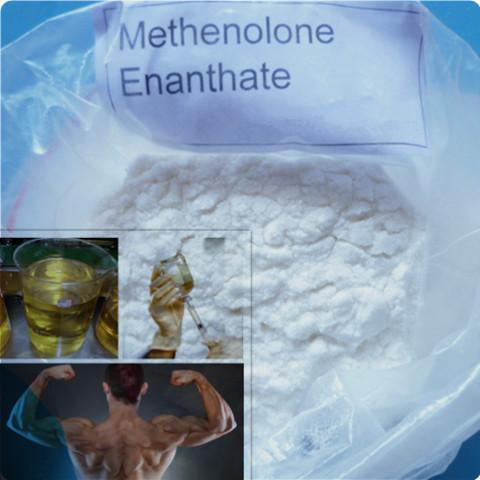 Methenolone acetate Anabolic Androgenic Steroids Primobolan Acetate 434-05-9