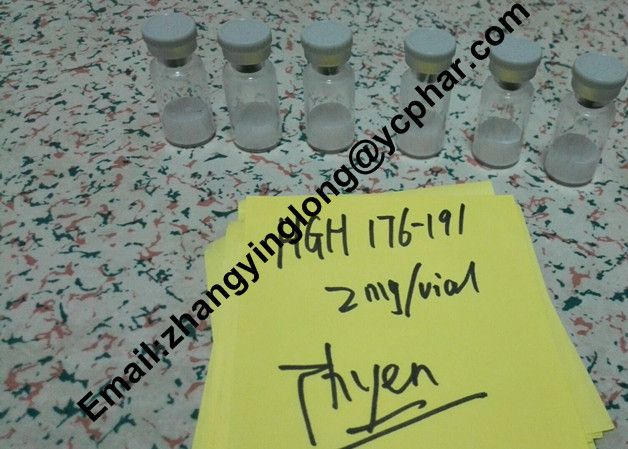 ISO Weight Stripping Steroids HGH Fragment 176-191 Fat Loss Steroids