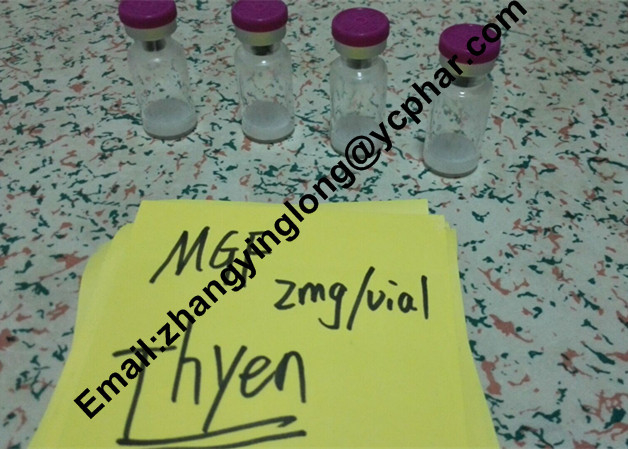 99.17% Weight Loss Anabolic Steroids MGF For Bodybuilding 2mg/Vial